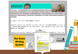 grant writing and funding