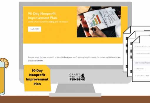 90-Day Nonprofit Improvement Plan
