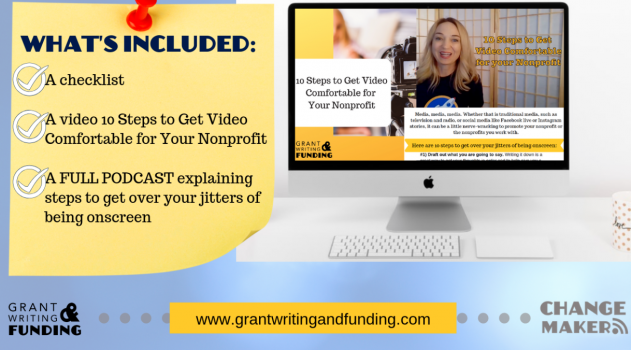 10 Steps to Get Video Comfortable for your Nonprofit