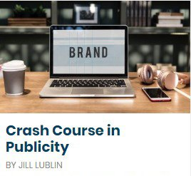 Crash Course in Publicity course image