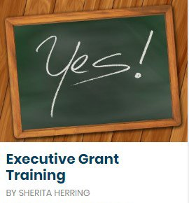 Executive Grant Training course image