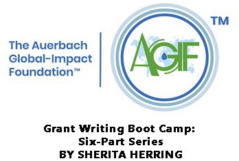 Grant Writing Boot Camp: Six-Part Series