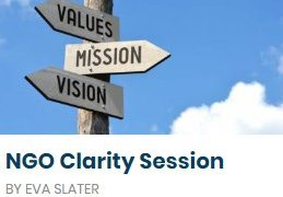 NGO Clarity Session