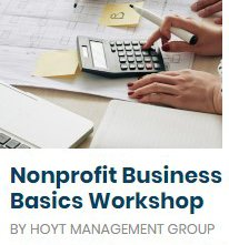 Nonprofit Business Basics course image