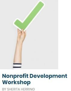 Nonprofit Development Workshop course image