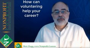 how can volunteering help your career