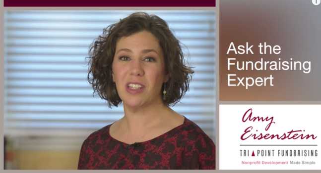 Regain Your Passion for Fundraising – Ask the Fundraising Expert