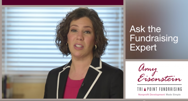 How to Explain a Reserve to Donors – Ask the Fundraising Expert