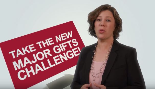 Recruit Board Members Eager to Raise Major Gifts   Major Gifts Challenge