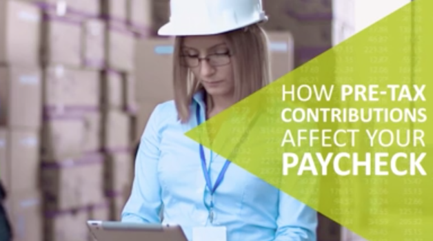 How Pre-Tax Contributions Affect Your Paycheck