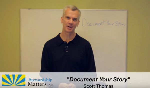 Document Your Story