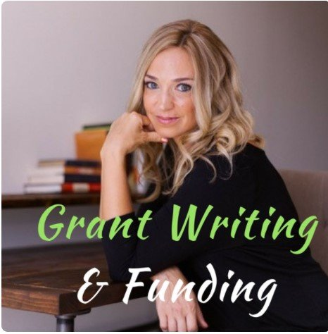 Grant Writing & Funding with Holly Rustick