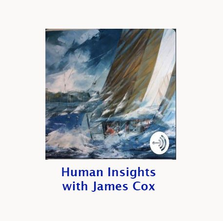 human insights with james cox logo