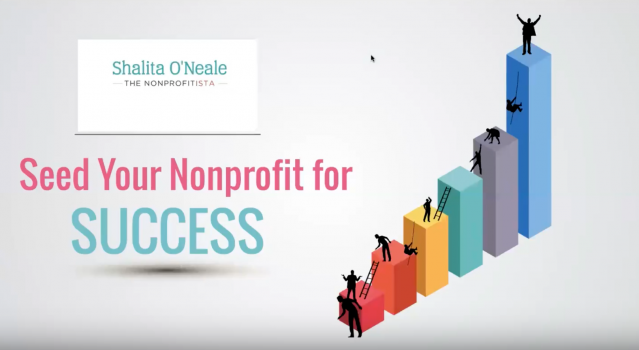 Seed Your Nonprofit for Success Webinar