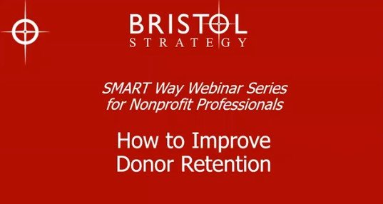 How to Improve Donor Retention