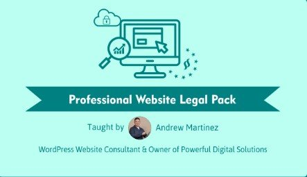 Professional Website Legal Pack