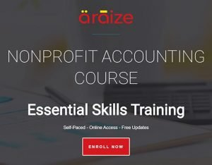 Araize Nonprofit Accounting