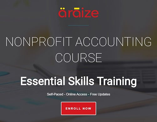 NONPROFIT ACCOUNTING COURSE Essential Skills Training