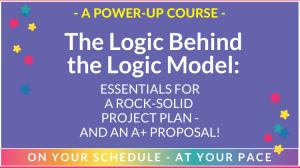 the logic behind logic models