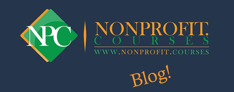 nonprofit courses blog logo