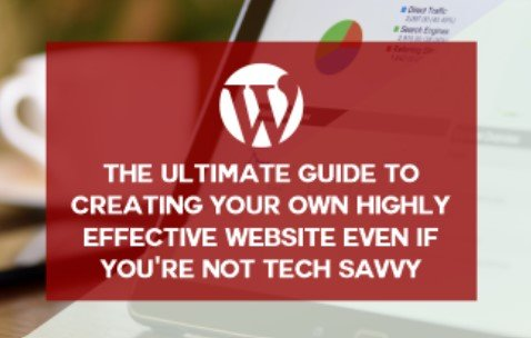 ultimate guide to creating a website
