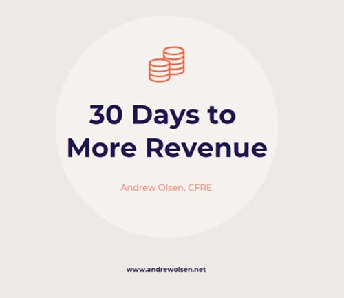 30-Days to More Revenue