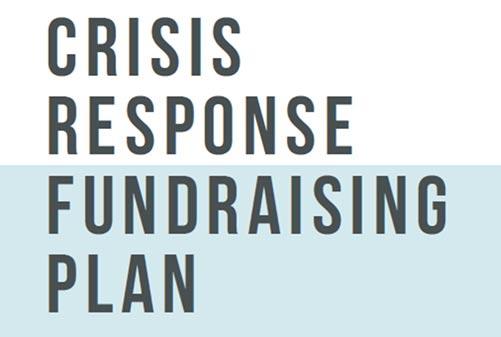 Crisis Response Fundraising Plan