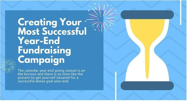 Creating Your Most Successful Year-End Fundraising Campaign
