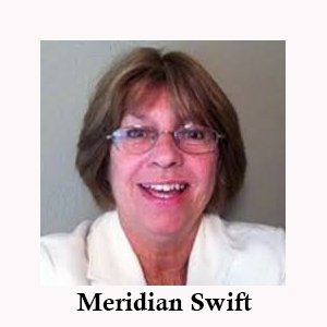 An image of Nonprofit courses Content Expert Meridian Swift of VolnteerPlainTalk