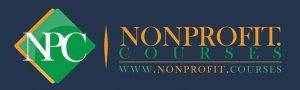 Nonprofit.Courses logo blue