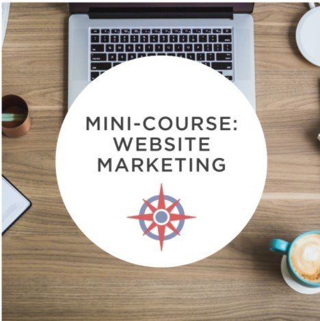MINI-COURSE: WEBSITE MARKETING