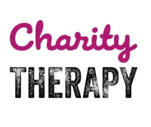 Charity Therapy podcast logotype