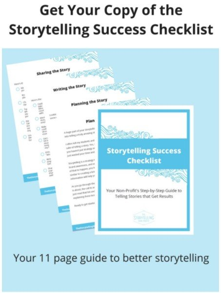 Storytelling Success Checklist