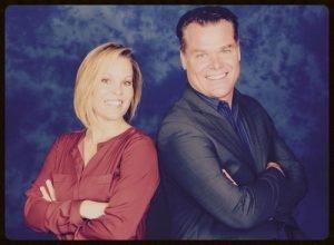 Susan Leahy and Freeman Michaels photo