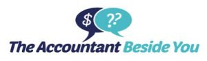 The Accountant beside you logo