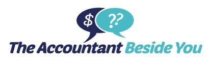The Accountant beside you logo
