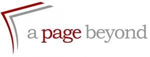 a page beyond logo
