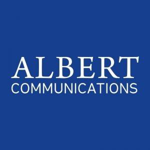 Albert Communications logotype