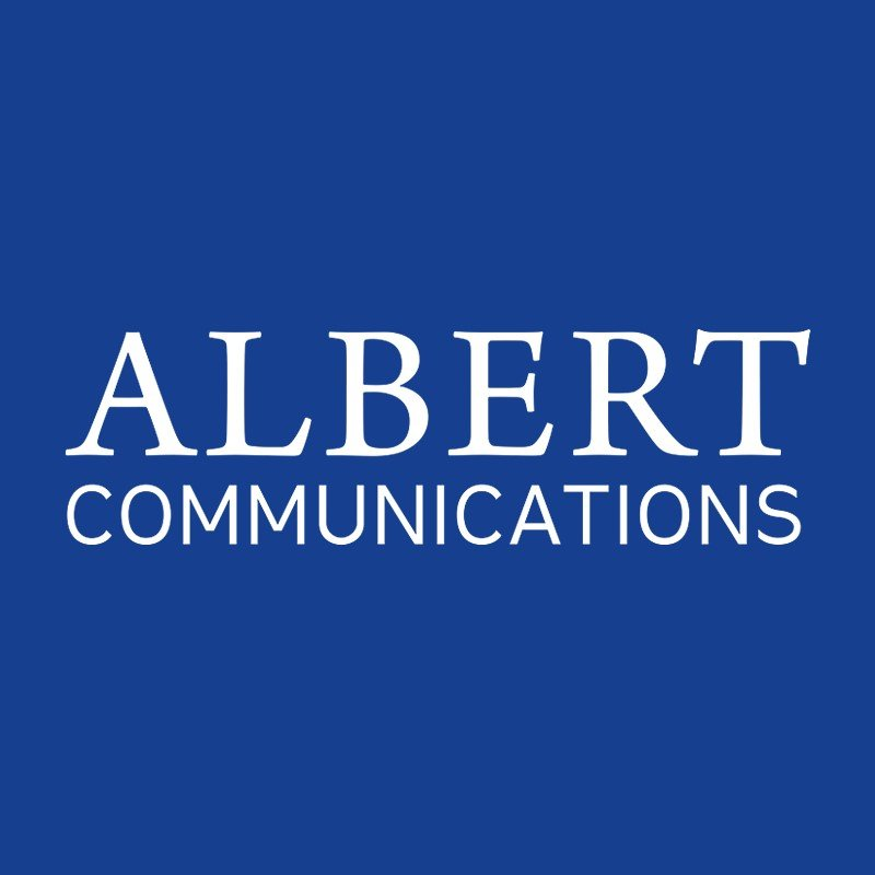 Albert Communications logotype