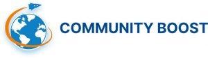 Community Boost logo