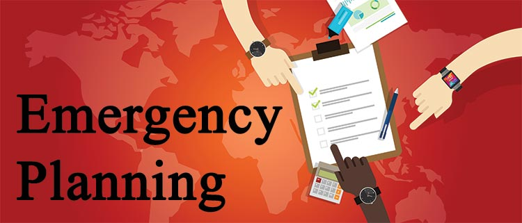 Emergency Planning Planning Document