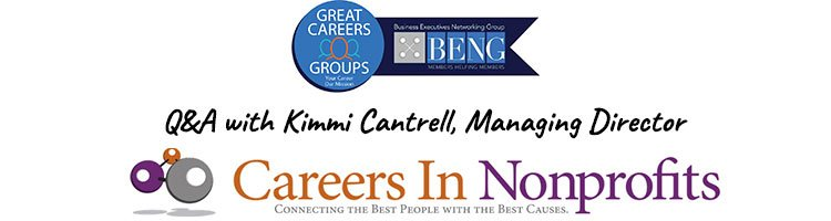 Q&A with Kimmi Cantrell, Managing Director of Careers in Nonprofits