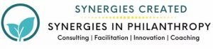 Synergies in Philanthropy logo