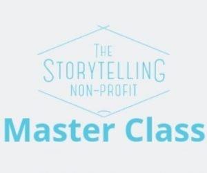 Storytelling Nonprofit Master Class logo