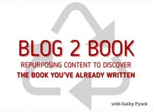 Blog to Book Cover image
