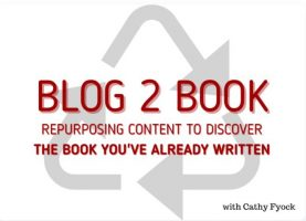 Blog 2 Book, by A Page Beyond