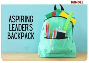 Lead at Any Level Aspiring Leader Backpack