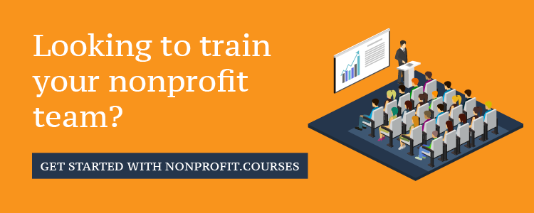 Get started with patient experience training from Nonprofit Courses.
