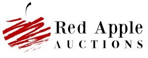 Red Apple Auctions logo image