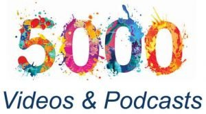 5000 videos and podcasts on Nonprofit.Courses